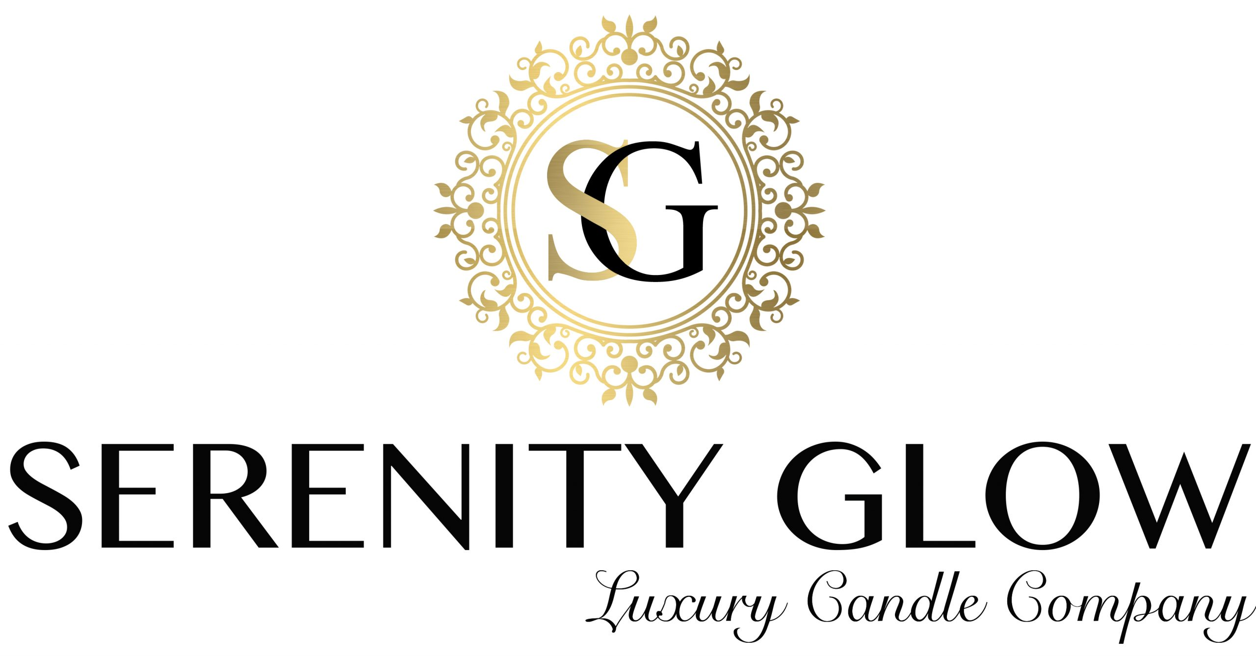 Serenity Glow Luxury Soy Candles